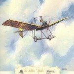 The Fokker Spider, 1912 by Charles H. Hubbell - Art Print