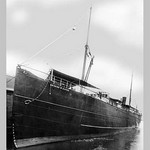 The George W. Clyde by Edward Clark - Art Print