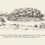 A View of Cubbeen Burr by Baron de Montalemert - Art Print