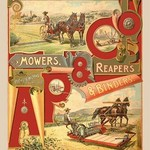 Adriance, Platt and Co., Mowers, Reapers and Binders - Art Print