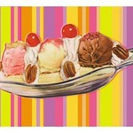 Banana Split - Art Print