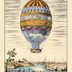 Ascension - Citadelle de Strasbourg, 1784 - Art Print