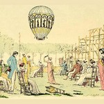 Oh, Bitsy, Look at the Balloon! - Art Print