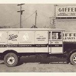 Kuhner Packing Company Truck #2 - Art Print