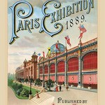 Album of the Paris Exhibition, 1889 - Art Print