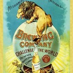 The Kamm and Schellinger Brewing Company - Challenge the World - Art Print