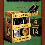 Truman's Ales and Stouts by Frances Smith - Art Print