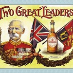 Two Great Leaders- Lord Roberts and Wilson's by Arthur Smith - Art Print