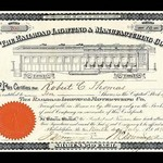 The Railroad Lighting and Manufacturing Company - Art Print