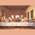 The Last Supper by Michaelangelo - Art Print
