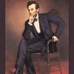 Abraham Lincoln by George P. Healy - Art Print