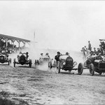 Auto Racing near Washington D.C. by National Photo Company - Art Print