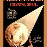 Alexander - The Crystal Seer by Horrocks & Co - Art Print