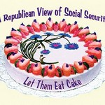 A Republican View of Social Security by Wilbur Pierce - Art Print