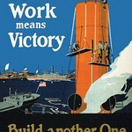 Your Work Means Victory by Fred J. Hoertz - Art Print