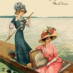 What would me be without Women? by Mark Twain - Art Print