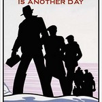 To-Day in another day - Make it Safe by Wilbur Pierce - Art Print