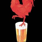 A Chicken in Every Pot, A Beer in Every Garage - Herbert Hoover by Wilbur Pierce - Art Print