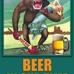 Beer in our time by Wilbur Pierce - Art Print