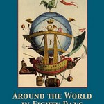 Around the World in Eighty Days by Jules Verne - Art Print