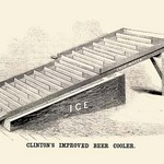 Clinton's Improved Beer Cooler - Art Print