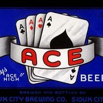 Ace Beer - Art Print