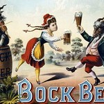 Bock Beer Celebration - Art Print