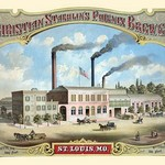 The Phoenix Brewery, St. Louis - Art Print