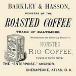 Barkley & Hasson Roasted Coffee - Art Print