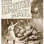 The Limited Mail by Russell, Morgan & Co. - Art Print
