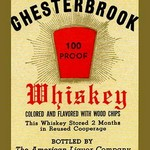 Chesterbrook Whiskey - Art Print