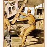For action enlist in the Air Service - Art Print