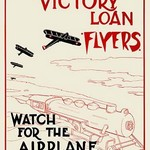 The Victory Loan flyers--Watch for the airplane special - Art Print
