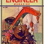 Railroad Engineer Magazine: Removing the Wreck - Art Print