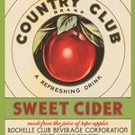 Country Club Sweet Cider - Art Print