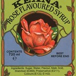 Keana Rose Flavoured Syrup - Art Print
