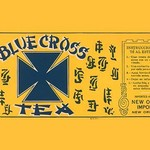 Blue Cross Tea - Art Print
