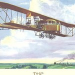 The Sikorsky Grand, 1913 by Charles H. Hubbell #2 - Art Print