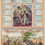 African American Family Record - Art Print