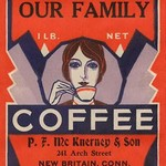 Our Family Coffee - Art Print