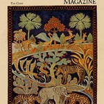 Animal Tapestry by Needlecraft Magazine - Art Print