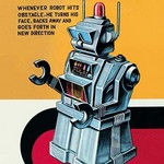 Battery Operated Robot - Art Print