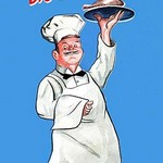 Big Joe Chef - Art Print