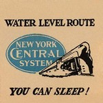 New York Central System Water Level Route - Art Print