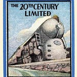 New York Central System - The 20th Century Limited - Art Print