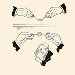 A Steady Hand for This by Harry Houdini - Art Print