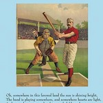 Casey at the Bat by Ernest Lawrence Thayer Thayer - Art Print