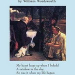 Child is Father of the Man by William Wordsworth - Art Print