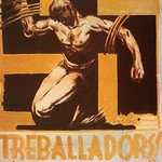 Workers, Fascism is Exploitation by Bardasano - Art Print