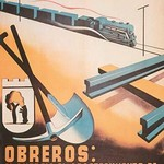 Workers - If you will it, the Provisioning of Madrid will be solved in 40 days. by Cantos - Art Print